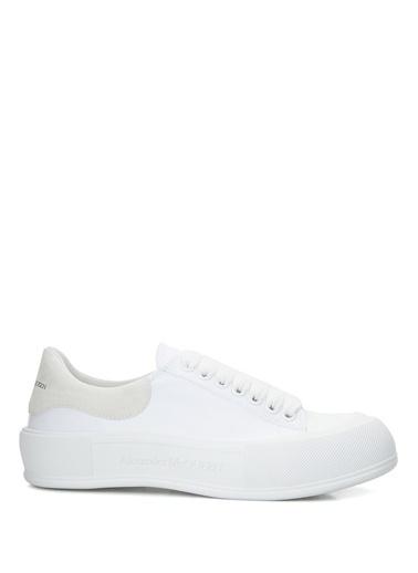 Alexander McQueen Alexander McQueen  Kadın Sneaker 101611811 Beyaz